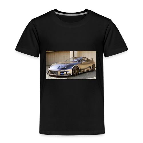 Toyota Supra Eric Fox - Toddler Premium T-Shirt