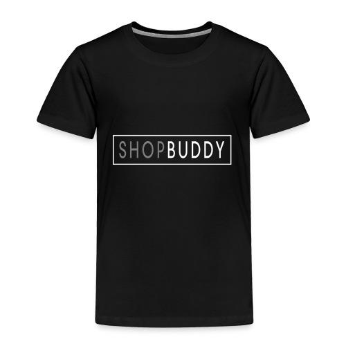 logo with grey - Toddler Premium T-Shirt