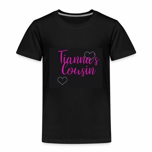 Tianna's Birthday T - Toddler Premium T-Shirt