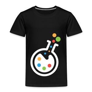 RIMOSA - White Beaker-Only Logo - Toddler Premium T-Shirt