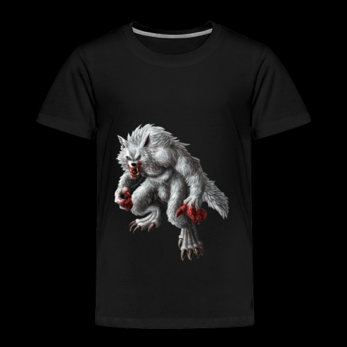 WerewolfGaming - Toddler Premium T-Shirt