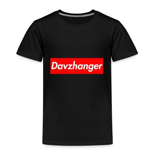 Davzhanger Merch - Toddler Premium T-Shirt