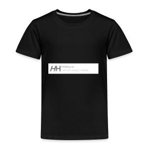 HHRacingLogo4 5 - Toddler Premium T-Shirt