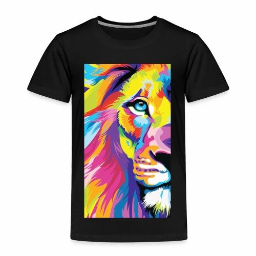Lion 99 - Toddler Premium T-Shirt