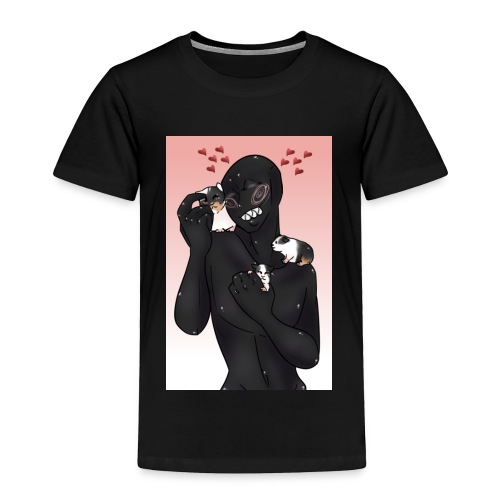 Ghoostie n Guinea Pigs - Toddler Premium T-Shirt
