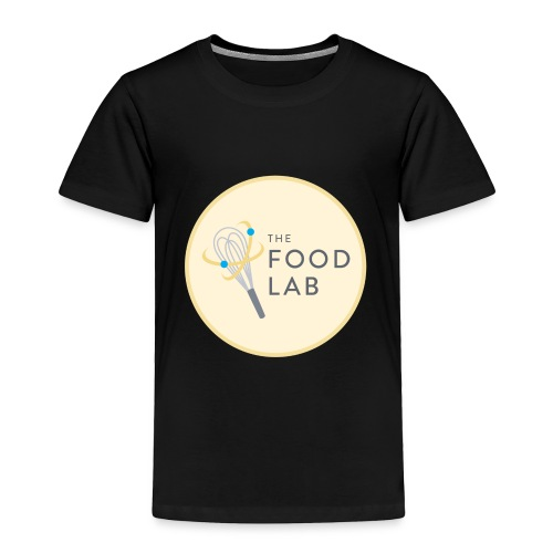 The Food Lab - Toddler Premium T-Shirt
