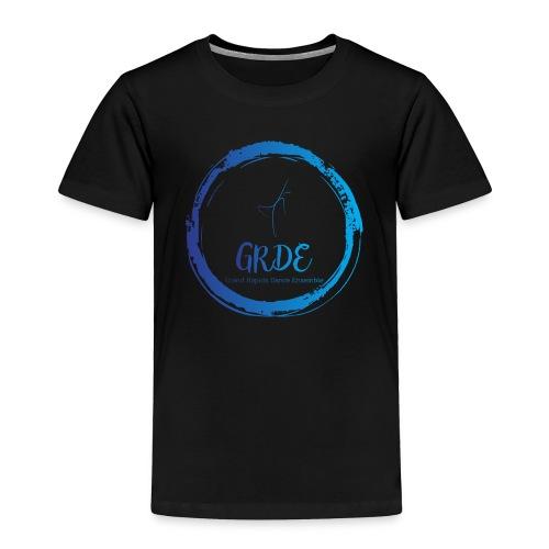 Grand Rapids Dance Ensemble logo - Toddler Premium T-Shirt