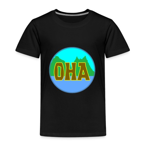 OHA - Toddler Premium T-Shirt