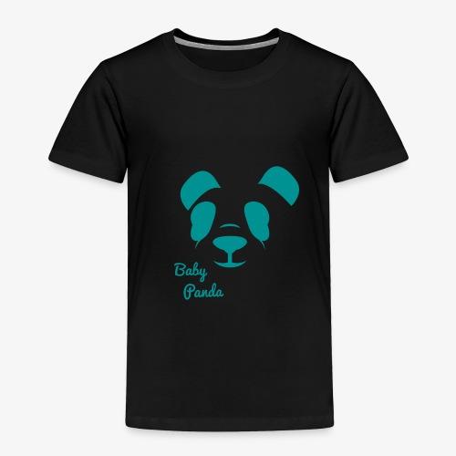 Baby Panda - Toddler Premium T-Shirt