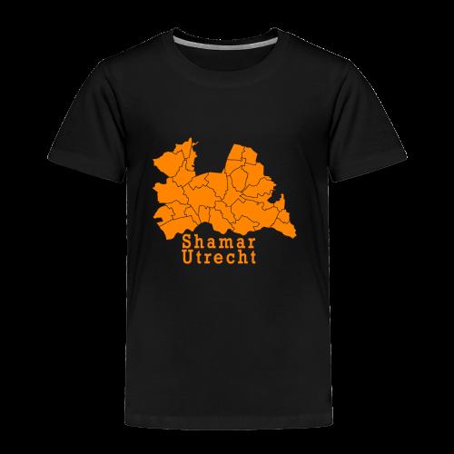 Shamar utrecht Design - Toddler Premium T-Shirt