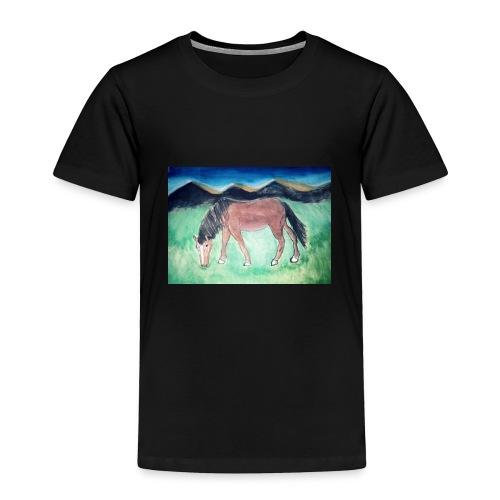 horses - Toddler Premium T-Shirt