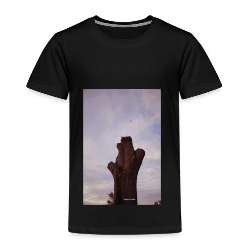 Brown Chirps - Toddler Premium T-Shirt