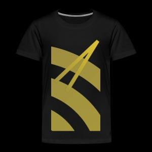 Rising Break The Cycle Gold - Toddler Premium T-Shirt