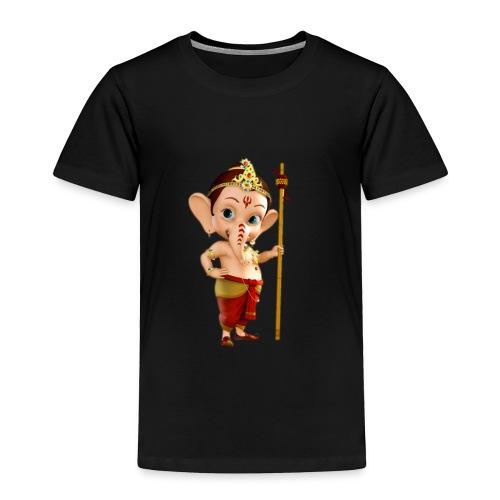 Loard Ganesha - Toddler Premium T-Shirt