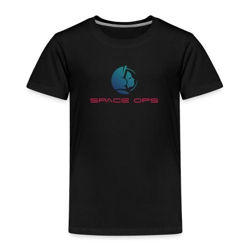 Space Ops Logo - Toddler Premium T-Shirt