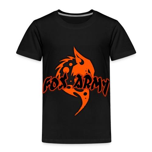 fox army - Toddler Premium T-Shirt