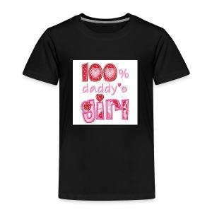 6359861514666412231626691250 daddys girl pic 2 - Toddler Premium T-Shirt