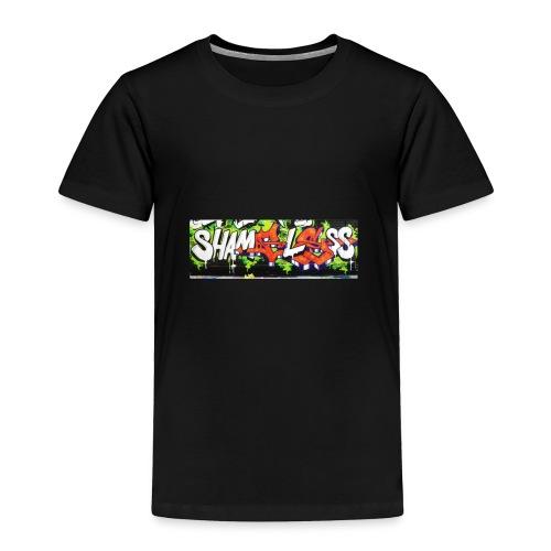 Shameless - Toddler Premium T-Shirt