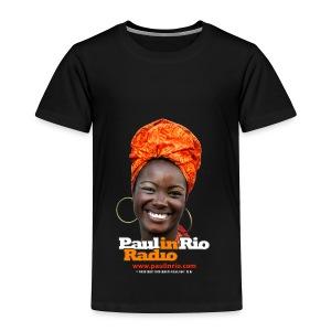 Paul in Rio Radio - Mágica garota - Toddler Premium T-Shirt