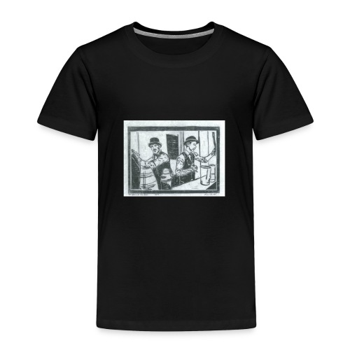 behind the bar - Toddler Premium T-Shirt
