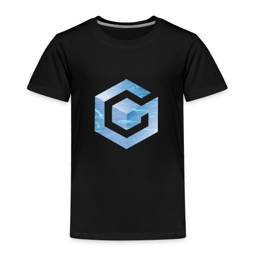 Vaporwave Gamecube - Toddler Premium T-Shirt