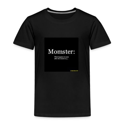 Momster - Toddler Premium T-Shirt