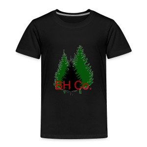 EVERGREEN LOGO - Toddler Premium T-Shirt