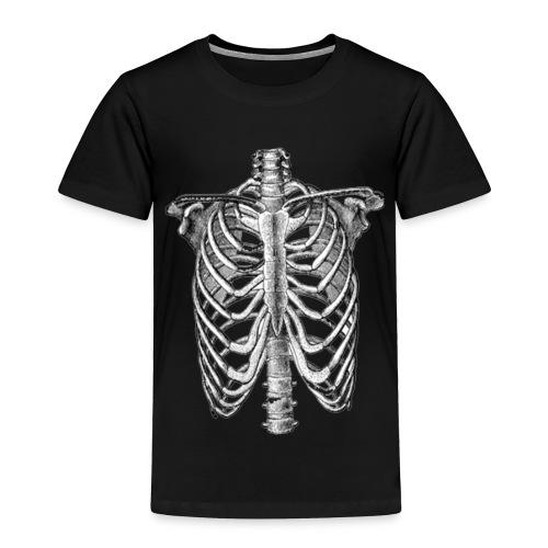 lungs bone - Toddler Premium T-Shirt