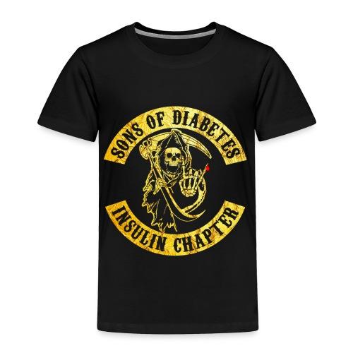 Sons Of Diabetes - Toddler Premium T-Shirt