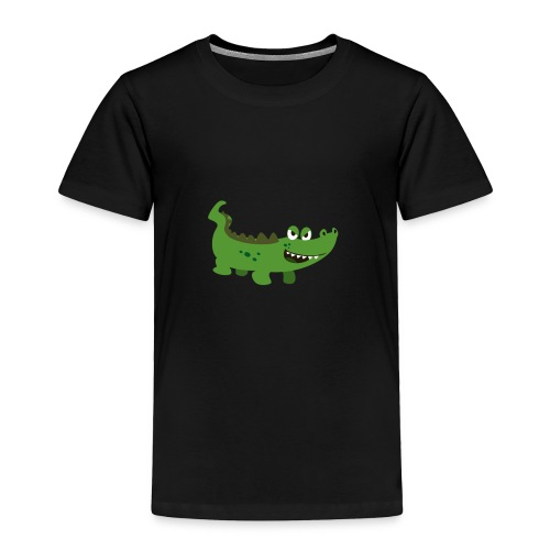 Alligator - Toddler Premium T-Shirt
