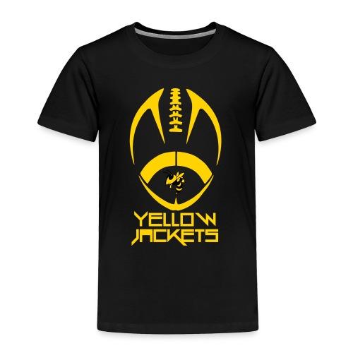 Yellow Jackets - Toddler Premium T-Shirt