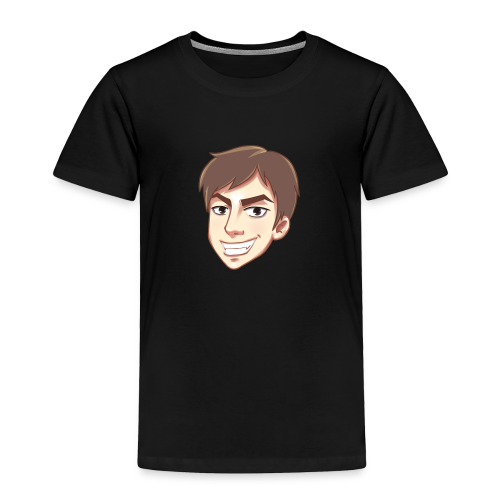 JoTech Emoticon - Toddler Premium T-Shirt