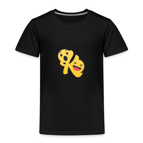 Komedy Logo Mini - Toddler Premium T-Shirt