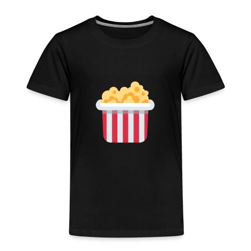 Popcorn 😀 - Toddler Premium T-Shirt