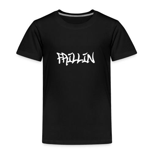 Frillin text transparent - Toddler Premium T-Shirt