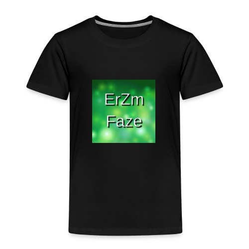 ErZm Faze Logo (MEMBER) - Toddler Premium T-Shirt