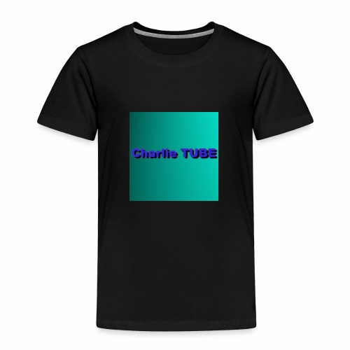 Charlie TUBE pp - Toddler Premium T-Shirt
