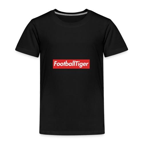 FootballTiger Merch Set One - Toddler Premium T-Shirt