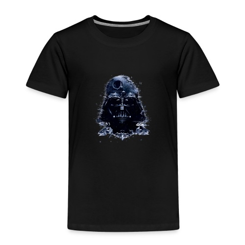 the dark side - Toddler Premium T-Shirt