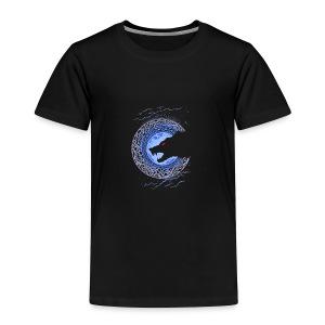 Fenrir Norse Wolf - Toddler Premium T-Shirt