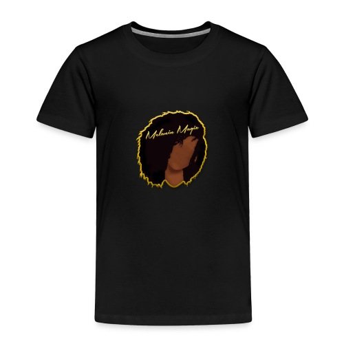 Melanin Magic - Toddler Premium T-Shirt