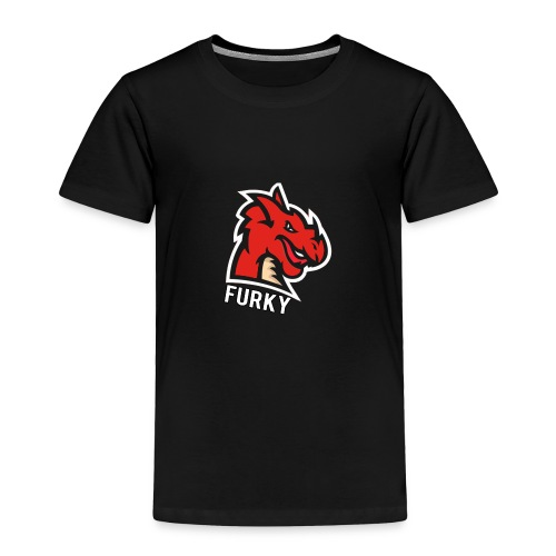 FurkyYT - Toddler Premium T-Shirt
