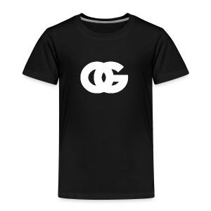 OG - OGANG Merch - Toddler Premium T-Shirt