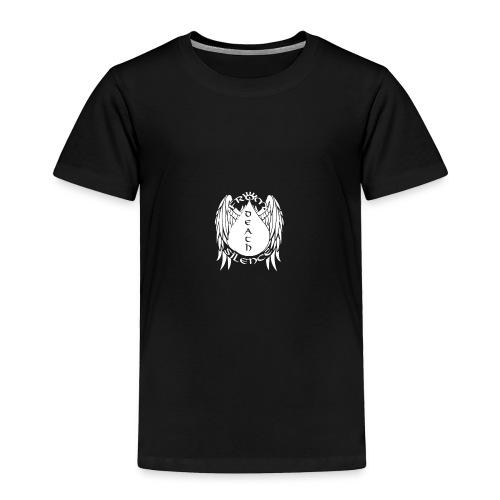 FDTS LOGO White - Toddler Premium T-Shirt