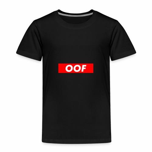 OOF Apparel - Toddler Premium T-Shirt
