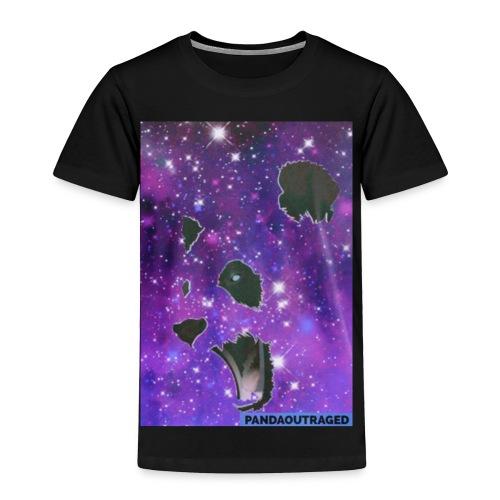 Pandaoutraged - Toddler Premium T-Shirt
