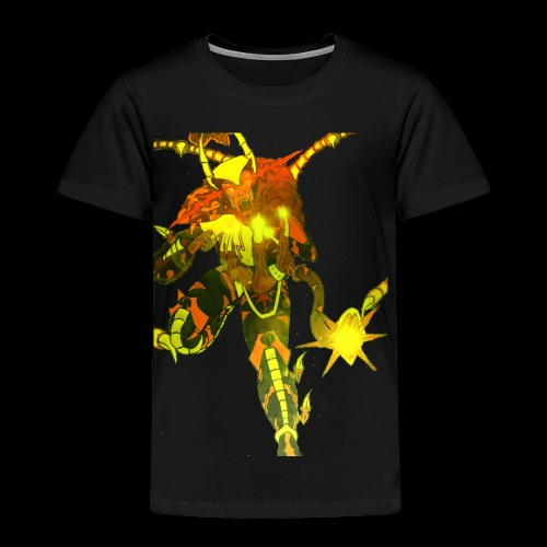 Scargill of Death and Destruction.... - Toddler Premium T-Shirt