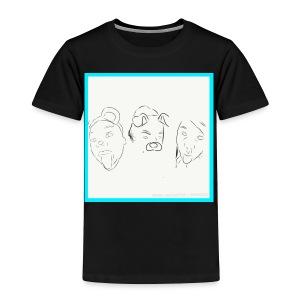 Cartoons - Toddler Premium T-Shirt