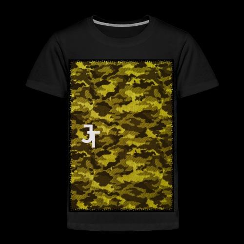 THE JT CAMO SET - Toddler Premium T-Shirt