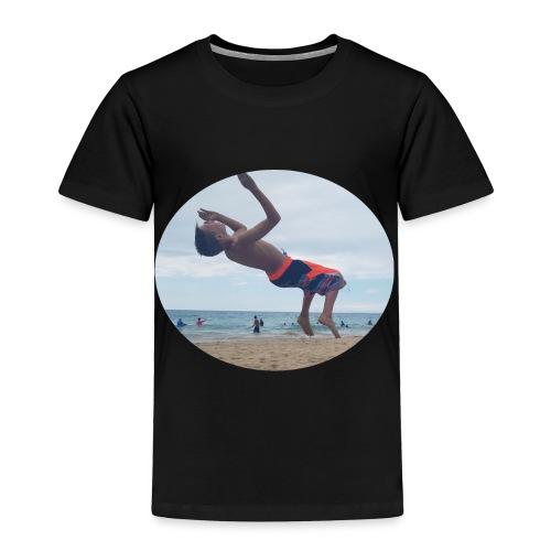 Backflip Logo - Toddler Premium T-Shirt